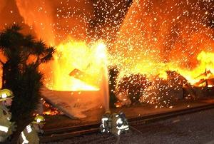 titanium fire,