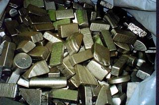 Titanium scrap price composition and ferro titanium prices