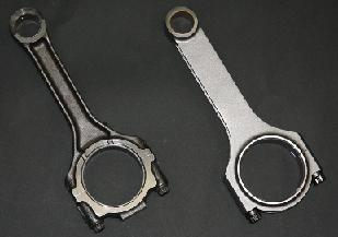 Find about titanium connecting rods and why are they so loved by
