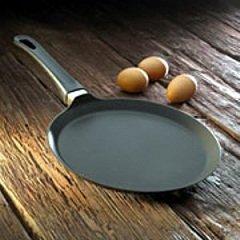 Titanium nonstick cookware